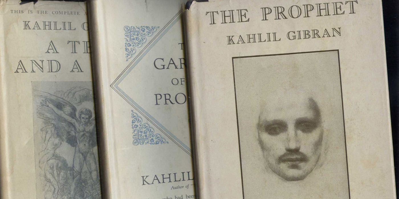 the prophet gibran analysis