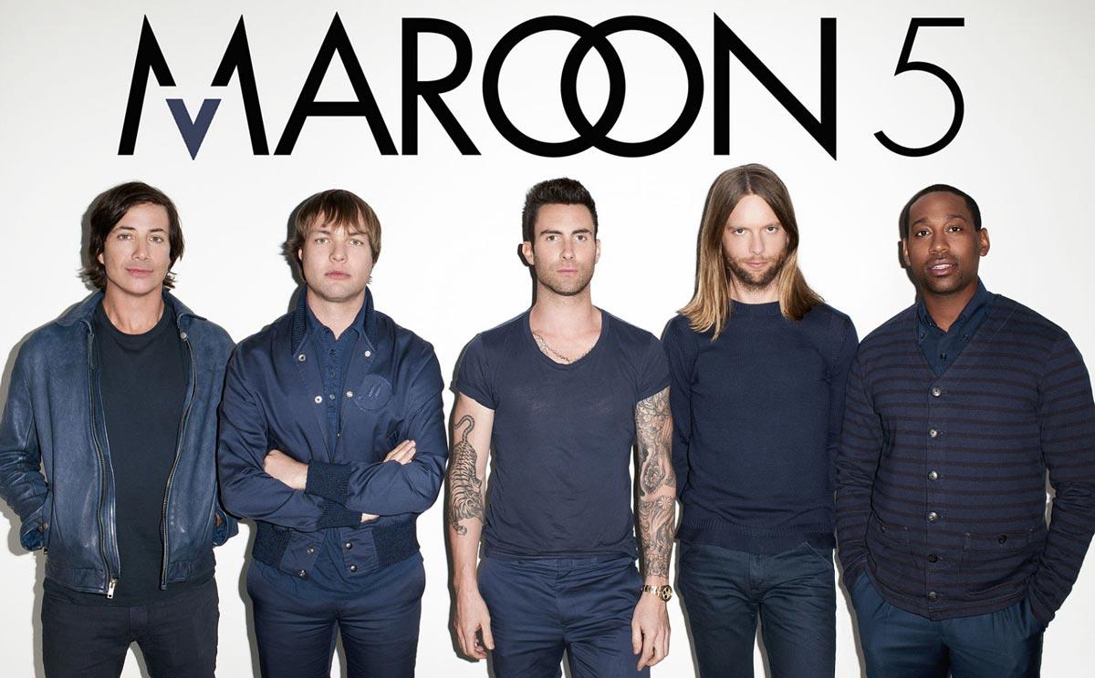Maroon 5 | Animals