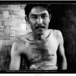 Shan Soldier / Mahout @ Doi Kaw Wan base camp, Burma.
