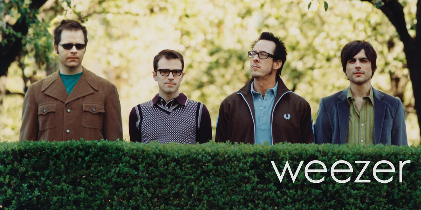 Weezer | Islands in the Sun